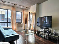 Condo/Loft for rent , LOWNEY 3/4 (GriffinTown)-(12th month free)