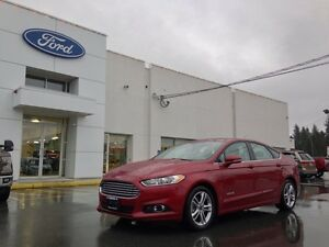2015 Ford Fusion Hybrid SE with Reverse Camera, Moonroof, Naviga