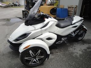 2010 Can-Am Spyder RS-S SE-5