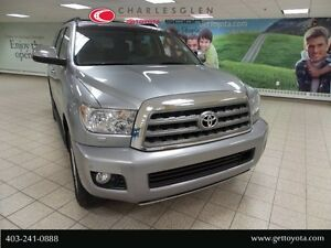 2011 Toyota Sequoia Platinum - DVD Player