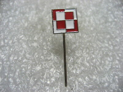 Poland Polish Air Force Checkerboard Pin,szachownica