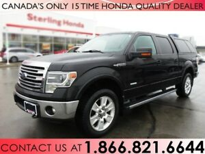 2013 Ford F-150 LARIAT 4x4 | BRAND NEW MICHELIN TIRES | WINTER T