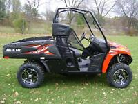 NEW 2014 Arctic Cat Prowler Year End Sale - Starting @ $9499