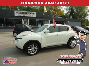 2011 Nissan JUKE S,LEATHER!! SUNROOF!! NAVIGATION!!