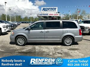 2015 Chrysler Town & Country Touring-L 2 DVD's/Loaded!