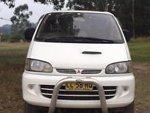 1994 Mitsubishi Delica Van/Minivan Wauchope Port Macquarie City Preview