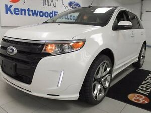 2014 Ford Edge Sport AWD, NAV, with leather heated seats!
