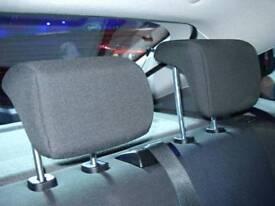 Seat altea xl freetrack rear head rests