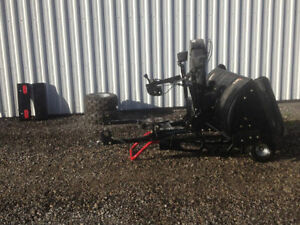 2004 Gravely zt 2352 with snowblower London Ontario image 2