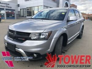 2018 Dodge Journey Crossroad - REMOTE  START & HEATED SEATS