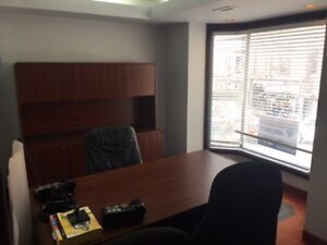 BLOOR STREET OFFICE SPACE FOR RENT AT DUFFERIN AND DOVERCOURT