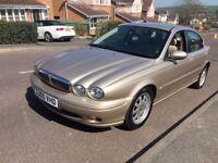 Jaguar X Type good condition 12 months mot