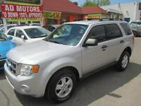 2010 Ford Escape XLT  AUTO LOAD 74km-APPROVED FINANCING!