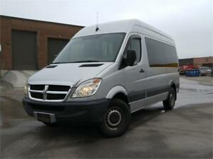 2007 Dodge Sprinter Wagon, PASSANGER, LOADED 416-742-5464
