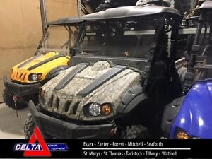 2016 Cub Cadet Challenger 700 Side by Side Utility