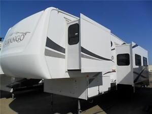 2007 KZ DURANGO 325 SU 5TH WHEEL
