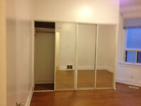 Newly renovated room for rent steps to subway Bloor-Lansdowne!