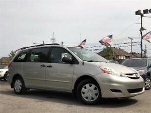 2007 Toyota Sienna CE/AUTO/AC/7PASS/CRUISE/AUX/GROUP ELECT!!!!
