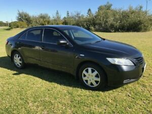2009 Toyota Camry ACV40R Altise Black 5 Speed Automatic Sedan
