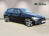 2014 BMW 1 SERIES HATCHBACK