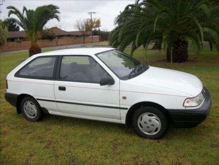 1994 Hyundai Excel SPRINT Sprint 4 Speed Manual Hatchback Alberton Port Adelaide Area Preview