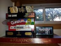 3 Board Games for $10