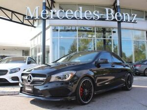 2016 Mercedes-Benz AMG CLA 4MATIC Coupe