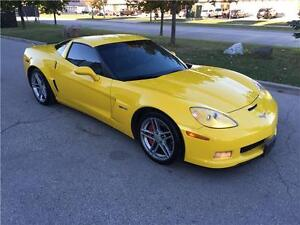 2006 Chevrolet Corvette ZO6*NAVI*6SPD*HUD*BOSE*NO ACCIDENTS