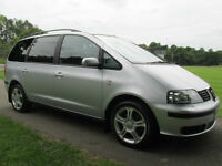 2006 (06) Seat Alhambra 2.0TDi Stylance