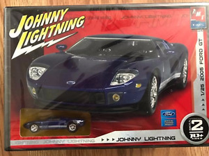johnny lightning model kit