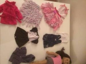 American Girls doll clothes (set 7) East Perth Perth City Area Preview