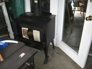 New Wood Stove  Woodstove