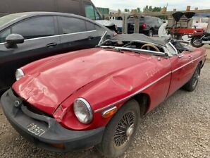 1979 MGB just in for sale at Pic N Save!