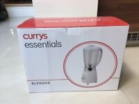 Currys Essential Blender C12BW11. New in box. Collect from Fulham