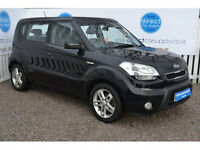 KIA SOUL Can't get car finance? Bad credit, unemployed? We can help!