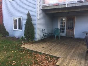 Beautiful Four Bedroom Duplex Overlooking Bedford Basin