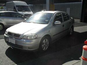 2004 Holden Astra TS CD Silver 4 Speed Automatic Sedan Moorabbin Kingston Area Preview