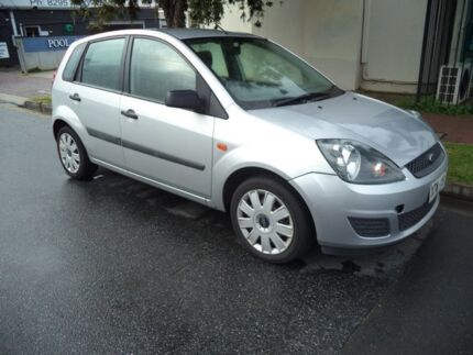 2008 Ford Fiesta WQ LX Silver 4 Speed Automatic Hatchback Somerton Park Holdfast Bay Preview