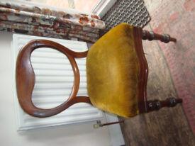 Chair, Edwardian?