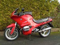 BMW R1100RS '94/M 89k mls. **CHEAP TOURER WITH NEW MOT**