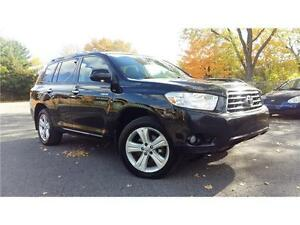 ***2008 TOYOTA HIGHLANDER LIMITED***7 PASS./FULL/438-936-9200