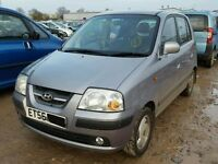 HYUNDAI AMICA 2006 BREAKING FOR SPARES CAN DELIVER OUTSIDE BIRMINGHAM TEL 07814971951