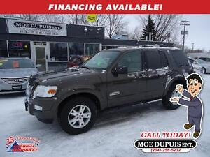 2008 Ford Explorer XLT,WINTER READY 4X4!!