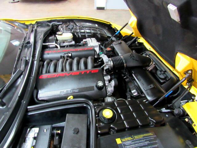 2000 Yellow Chevrolet Corvette Convertible  | C5 Corvette Photo 10