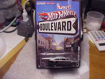 Hot Wheels Boulevard Custom V-8 Vega with Real Riders