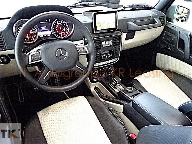 MERCEDES-BENZ G 63 AMG Edition 463 *SSD/ Distronic/ Kamera*
