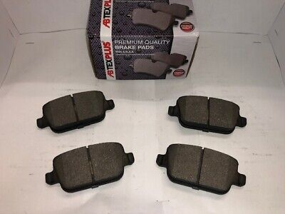 Rear Brake Pads Fits Ford Mondeo MK4 + Galaxy MK3 2006-2015
