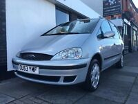 Ford Galaxy 1.9 TDi LX 5dr ONLY 87857 GENUINE MILES
