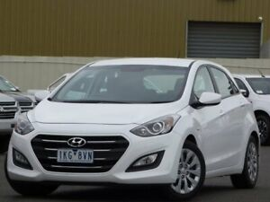 2016 Hyundai i30 GD4 Series II MY17 Active White 6 Speed Sports Automatic Hatchback Sunbury Hume Area Preview