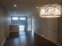 Brand New 4 bed room 3 washrooms , with Double Detached garage.